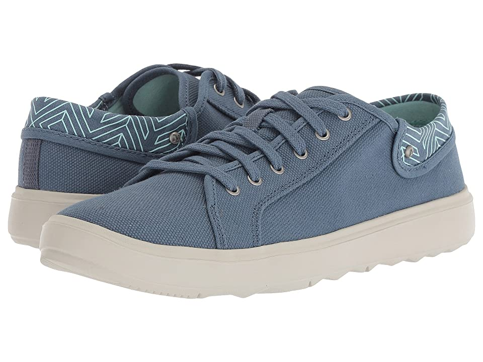 Merrell Around Town City Lace Canvas (Bering Sea) Women