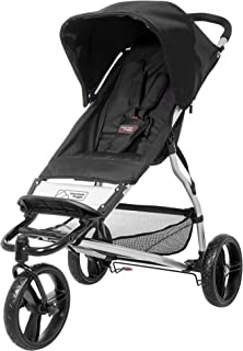 Best Mountain Buggy 2013 Mini Stroller, Black Review