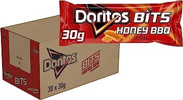 Doritos Bits Honey Barbecue Chips, Doos 30 stuks x 30 g