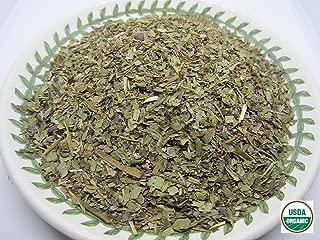 Organic Dandelion Leaf - USDA Certified Organic Dandelion Dried Loose Leaf by Nature Tea (4 oz)