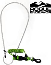 Rogue Endeavor Fish Stringer Clip, Large, Stainless Steel Construction, Quick Release..
