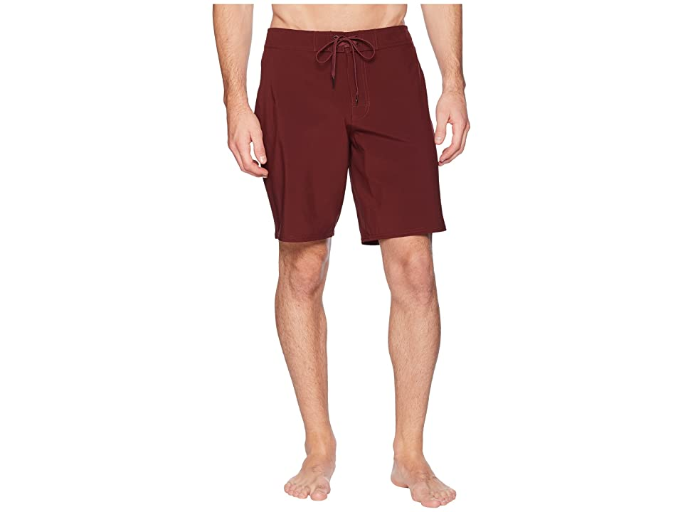 RVCA VA Trunk (Bordeaux) Men