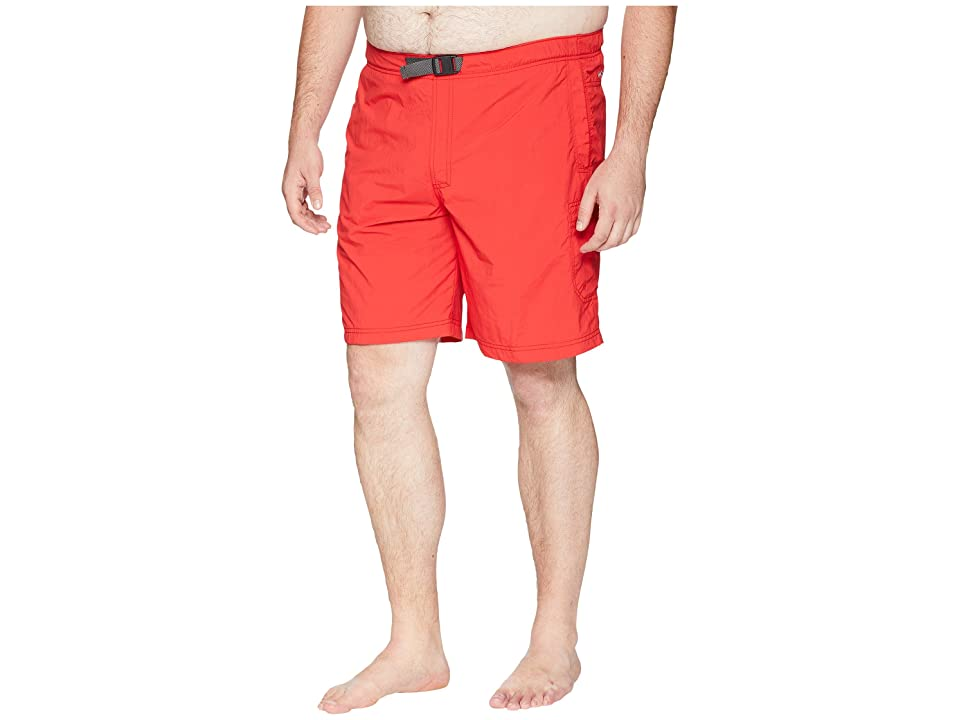Columbia Big and Tall Palmerston Peaktm Shorts (Red Spark) Men