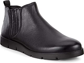 Ecco Womens Bella 282173 Leather Boots