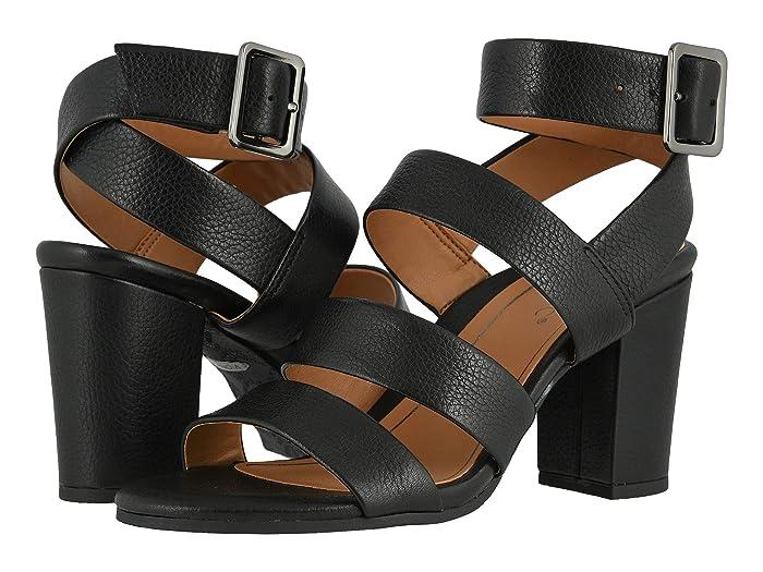 VIONIC  Blaire (Black Tumbled) Womens Shoes