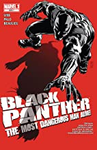 Black Panther: The Most Dangerous Man Alive (2010-2012) #523.1 (Black Panther: The Man Without Fear (2010-2012) Book 523)