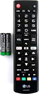 Lg AKB75095307 Television Remote Control Genuine Original Equipment Manufacturer (OEM) Part