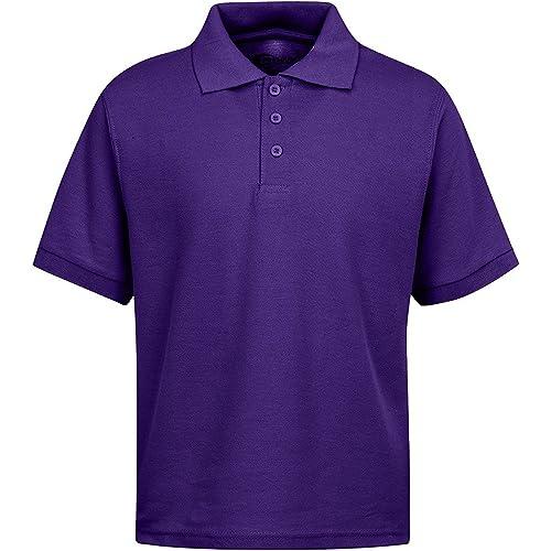96df20b1 Premium Men's Polo Shirts – Short Sleeves Stain Guard Polo Shirts for Men