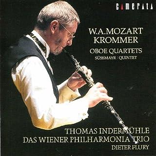 Quintet for Flute, Oboe, Violin, Viola and Cello in D Major: II. Adagio