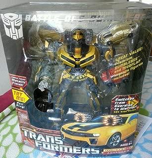 Best transformers battle ops bumblebee Reviews