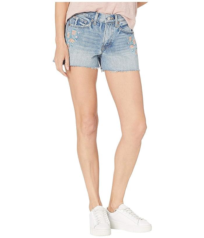 Lucky Brand  Boyfriend Shorts in Lake Chelan (Lake Chelan) Womens Shorts