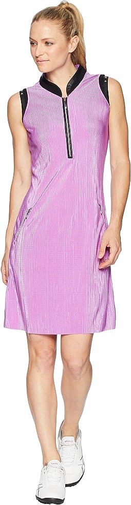 Jamie Sadock Crunchy Textured Dress