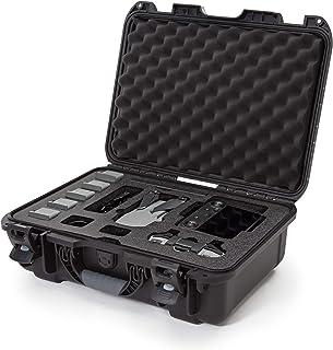 Nanuk 925 Waterproof Hard Case with Foam Insert for DJI Mavic Air 2 + Smart Controller - Black (925-MAVIA21)
