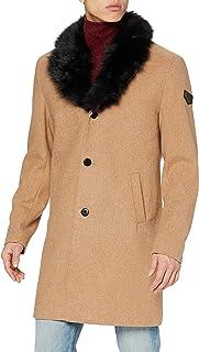 Gianni Kavanagh Camel Firenze Coat Cappotto di Pelliccia Uomo
