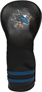 Team Golf NHL Vintage Fairway Golf Club Headcover, Form Fitting Design, Retro Design & Superb Embroidery