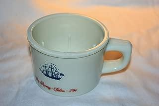 OLD SPICE Shaving Mug, Ship Recovery Salem 1794