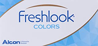 Fresh Look Monthly Colour Green Contact Lenses pack/2-3.00