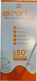 Ekran Soft Spf 50+ Silicone Sunscreen Gel - 50 g
