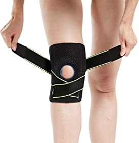 Explore knee braces for MCL