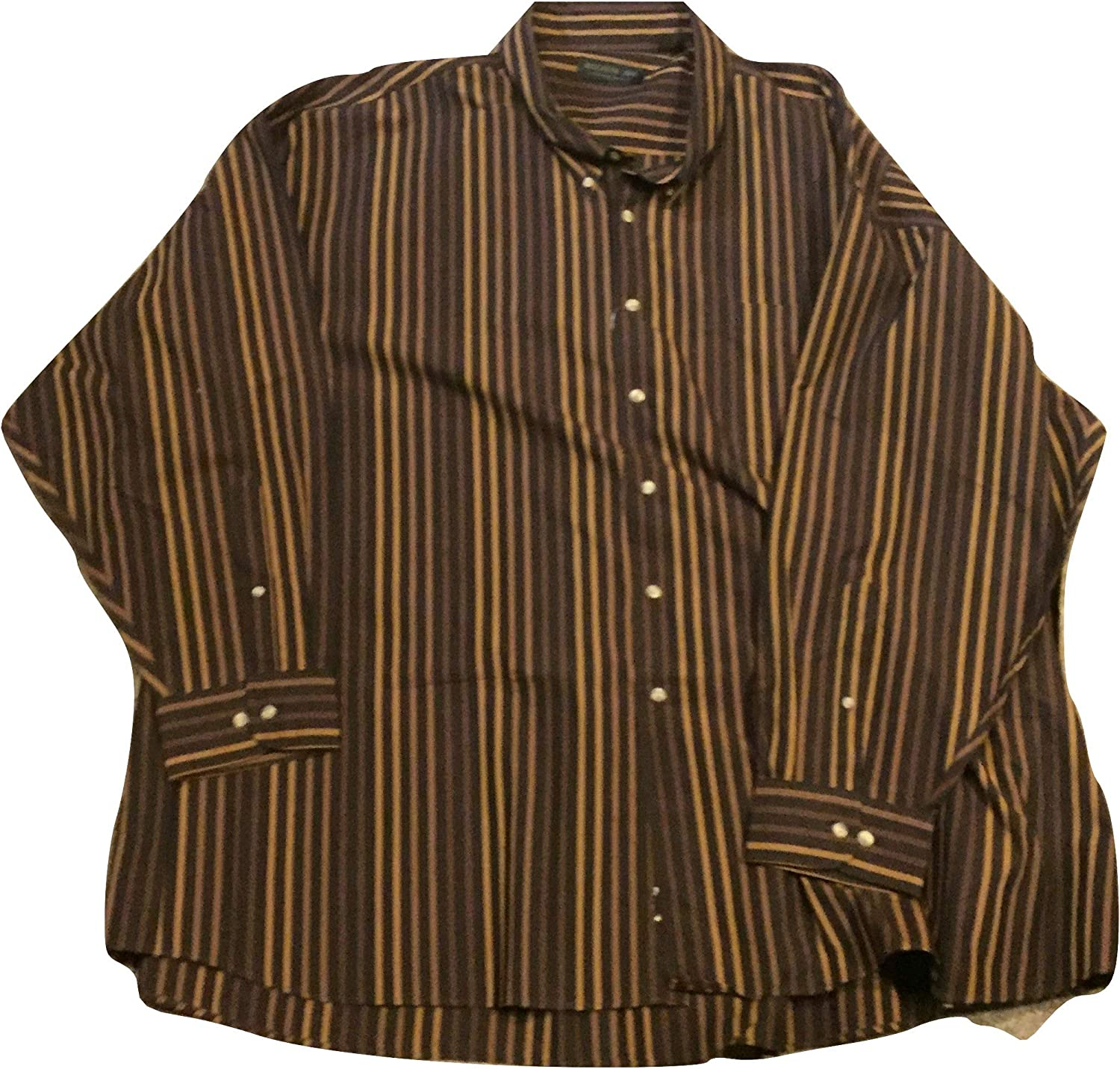 Biscayne Bay 100% Cotton Big and Tall Casual Shirts
