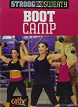 Strong and Sweaty Series Boot Camp Cathe Friedrich