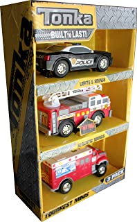 Tonka Toughest Minis 3 pack emergency response