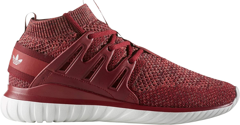 Adidas Tubular Nova Pk Primeknit Schuhe für Männer. Bequem und leicht. Laufen, Trainer, Turnschuhe. (44 EU - 9.5UK, Mystery rot Collegiate Burgundy) B07DNH4MTW  Rabatt