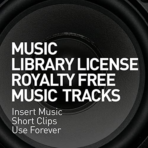 Music Library License Royalty Free Music Tracks - Insert
