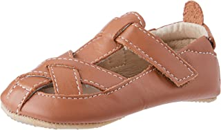 OLD SOLES Baby Girls' Thread Luxurious Pre and First Walker Shoes