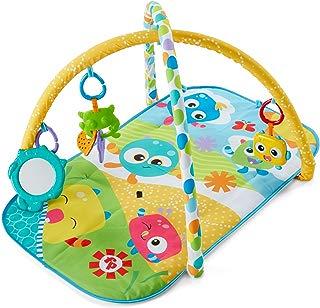 Ginásio de Monstrinhos Fisher Price, Mattel, Verde