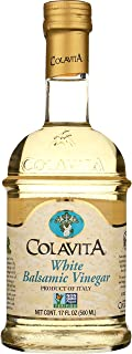 Colavita White Balsamic Vinegar, 17 Ounce