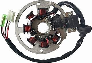 Komous Stator Magneto Alternator Fits Polaris ATV Scrambler 90 2001 2002 2003 2004 2005 2006 Generator/PREDATOR 90 2003-2006# Replace Polaris 0450523, 0451000