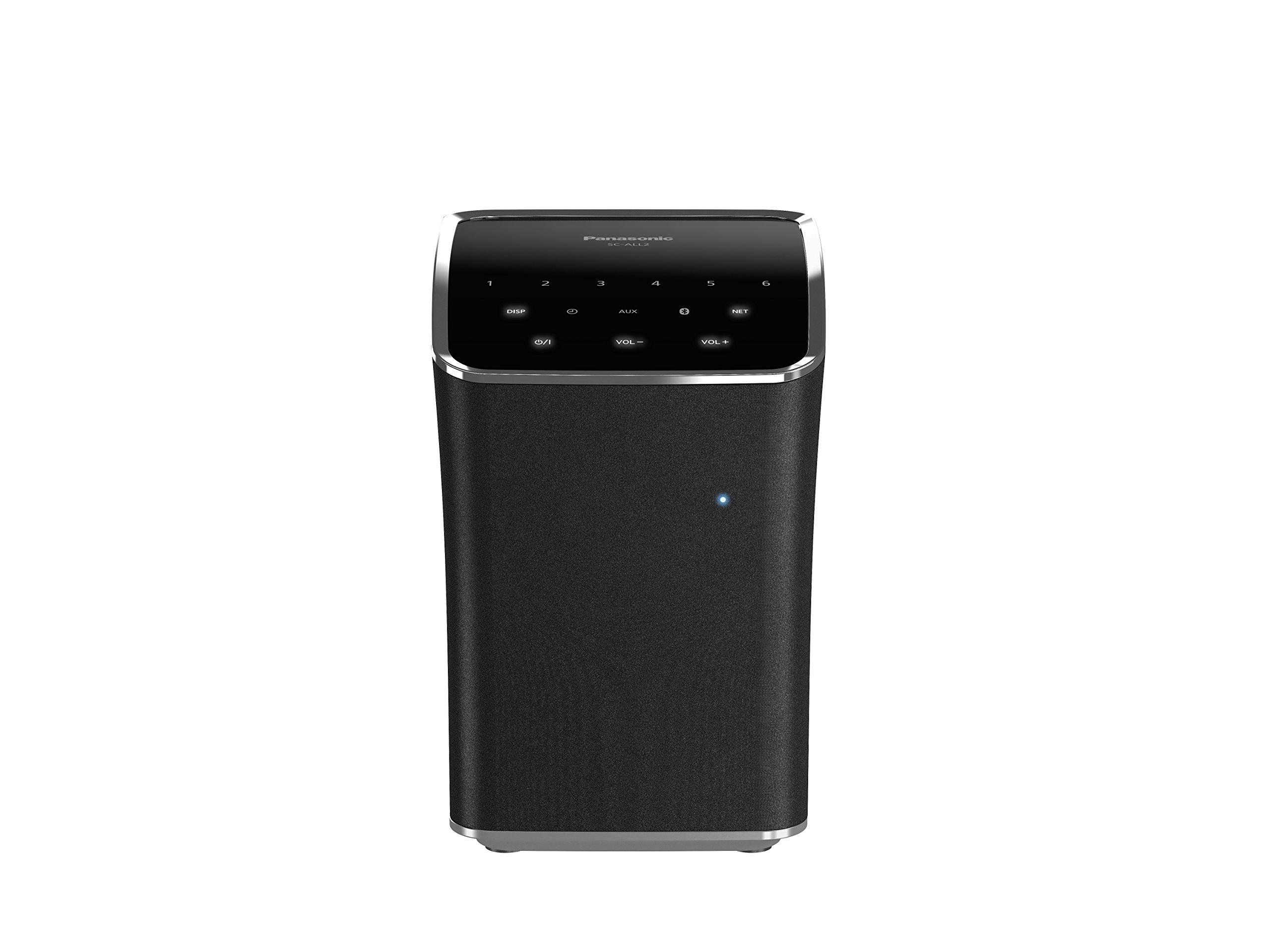 Panasonic SC ALL2EB B Wireless Multi Room Speaker System Black