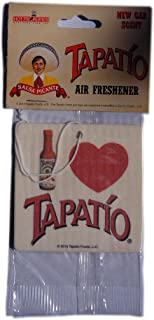 I LOVE TAPATIO, Officially Licensed Artwork & Product, AIR FRESHENER