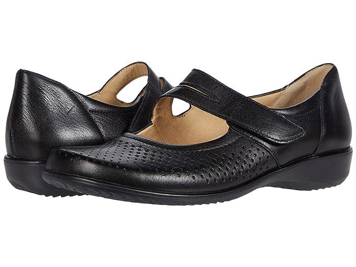 ara  Auburn (Black Gauchosoft) Womens Shoes