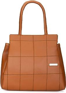 Fristo Women's Alia Handbag (FRBN-014)(Tan)