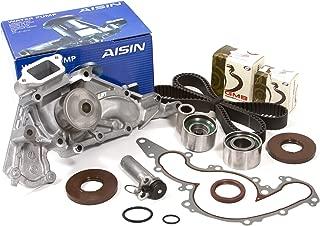 Evergreen TBK298HWPA Fits 98-07 Toyota Lexus 4.7L 1UZFE 2UZFE Timing Belt Kit AISIN Water Pump