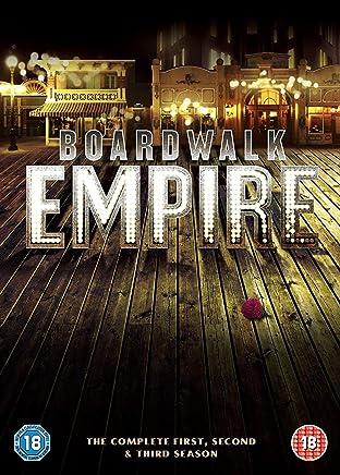 Boardwalk Empire - Season 1-3 [DVD] [2013]