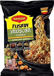 Maggi Yakisoba Curry Fideos, 120g
