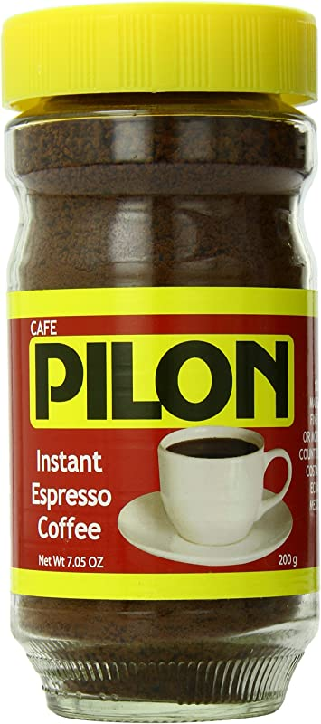Cafe Pilon Instant Espresso Coffee 7 05 Ounce Pack Of 12