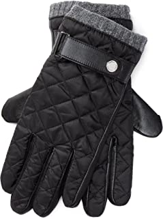 Polo Ralph Lauren Men's Quilted Gloves Thinsulate L