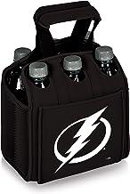 NHL Tampa Bay Lightning 6 حزم معزول نيوبرين المشروبات