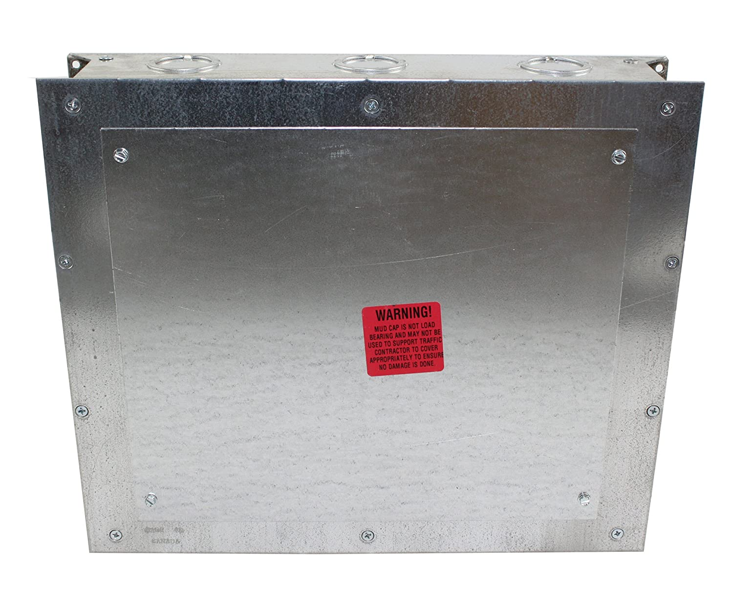 Walker Wiremold RFB9 9 Gang supreme Shipping included Audio Elect Video Box Floor Recessed