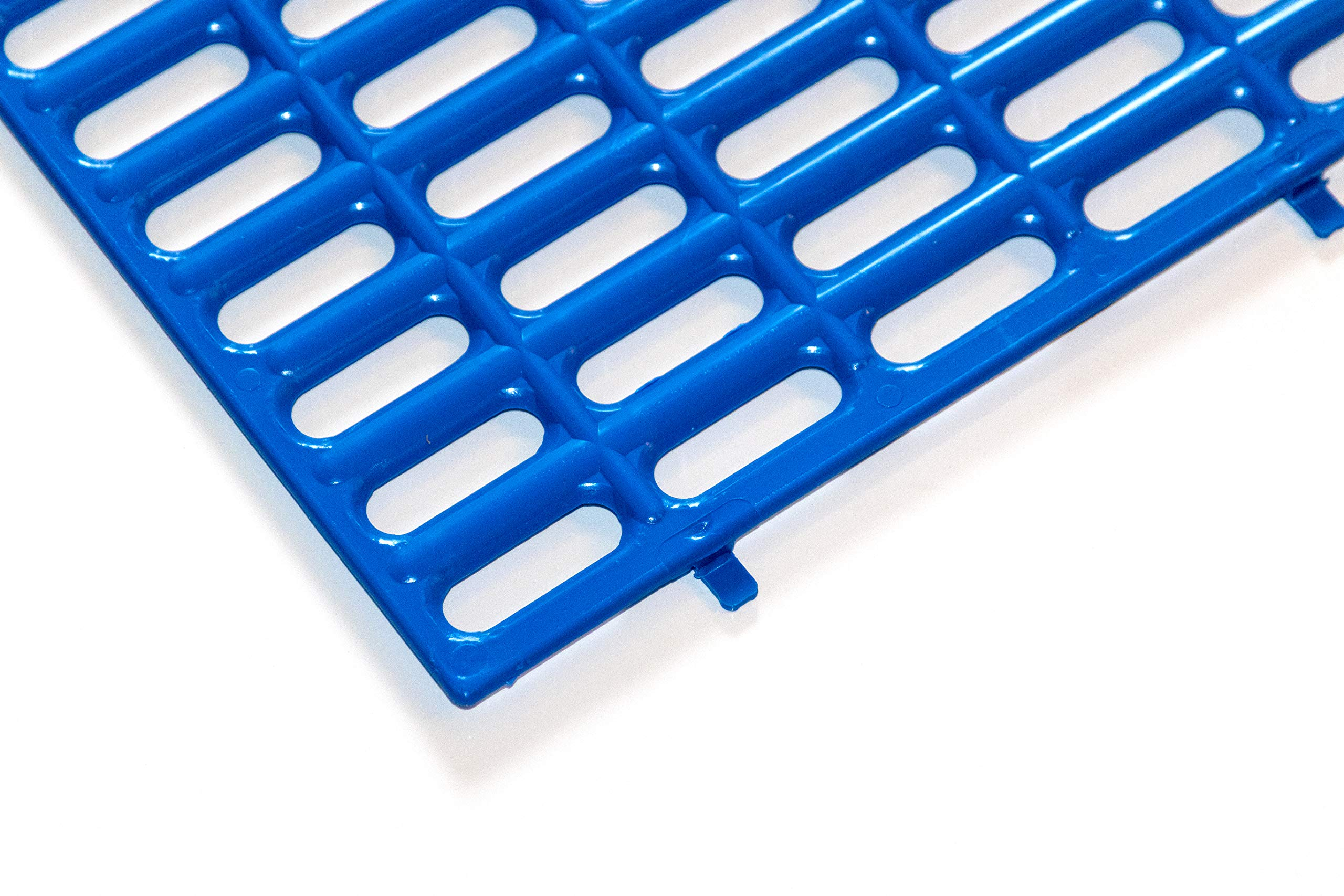 Cage Mat for Bunny Rabbits and Other Small Animals. Made in The USA. Protects Feet from Wire Floor. Sold in Quantities of 1, 6, or 12.