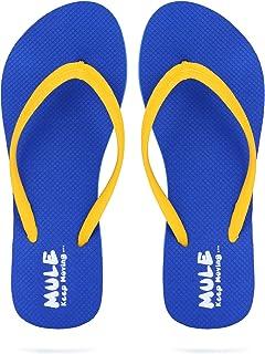 Mule Anti Slippery Super Soft Natural Rubber FLIP Flops for Women