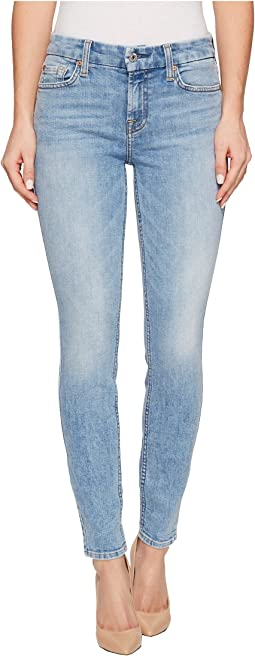 7 For All Mankind - The Ankle Skinny in Radiant Wythe