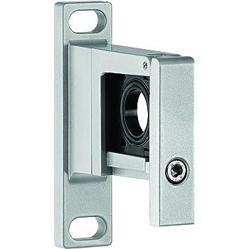 Silver Ingersoll Rand ARO 104403 L-Type Wall Bracket for 1000 Series Filter Regulator /& Lubricators
