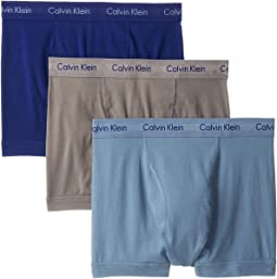 Cotton Stretch Trunk 3-Pack NU2665