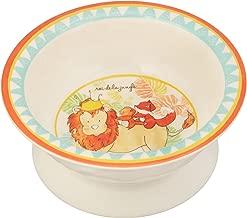 Baby Cie Roi De La Jungle 'King Of The Jungle' Textured Suction Bowl, Multicolor