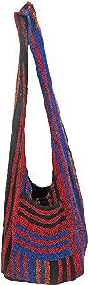 Hippie Bag Cross-Body Baja Sling Bag in Classic Baja Jacket Fabric- Unisex
